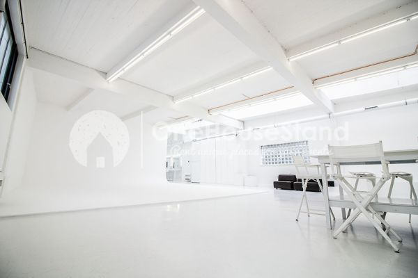 Picture of an event venue rental in Saint-Gilles, Brussels, Inside Pierre's studio 13226