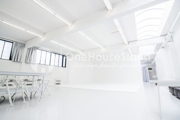 Picture of an event venue rental in Saint-Gilles, Brussels, Inside Pierre's studio 13228