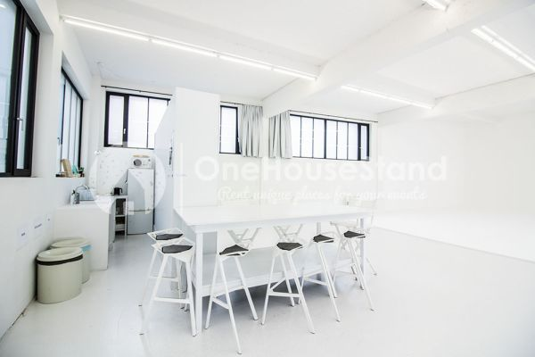 Picture of an event venue rental in Saint-Gilles, Brussels, Inside Pierre's studio 13231