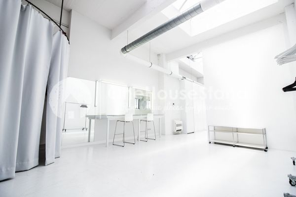 Picture of an event venue rental in Saint-Gilles, Brussels, Inside Pierre's studio 13240