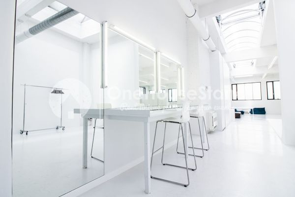 Picture of an event venue rental in Saint-Gilles, Brussels, Inside Pierre's studio 13241