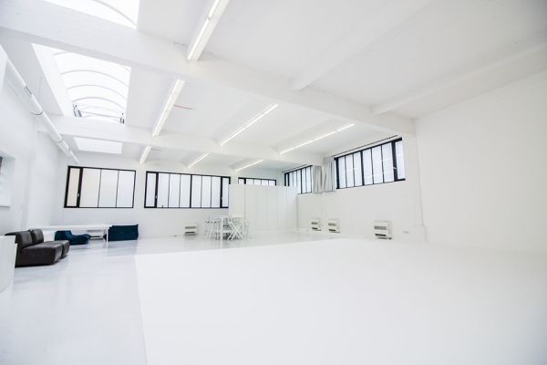 Picture of an event venue rental in Saint-Gilles, Brussels, Inside Pierre's studio 13261