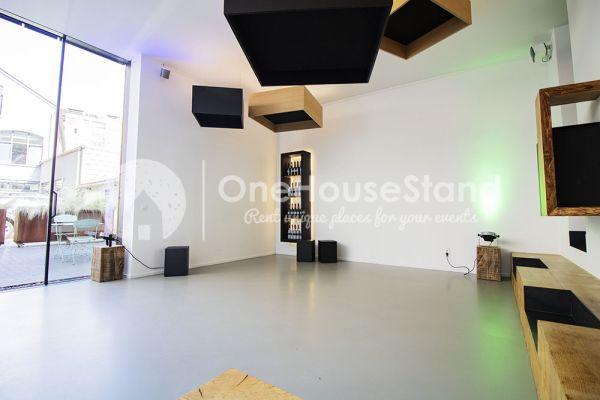 Photo d'une salle à louer à Bressoux, Liège, Dans La Barbou 8 13583