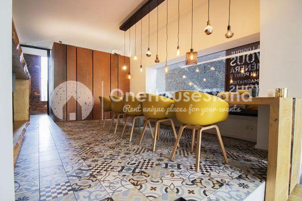 Picture of an event venue rental in Bressoux, Liege, Inside La Barbou 8 13584