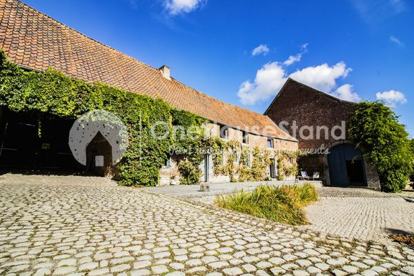 Picture of an event venue rental in Loupoigne, Walloon Brabant, Inside the farm Indrani Lodge 13518