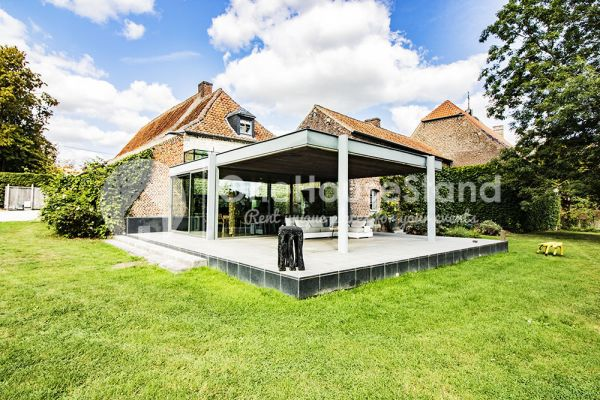 Picture of an event venue rental in Loupoigne, Walloon Brabant, Inside the farm Indrani Lodge 13569