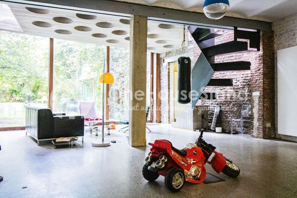 Picture of an event venue rental in Anderlecht, Brussels, Inside Bob's house 13805