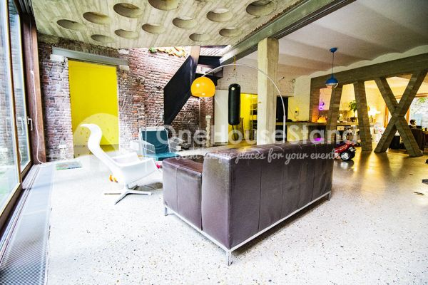 Picture of an event venue rental in Anderlecht, Brussels, Inside Bob's house 13812