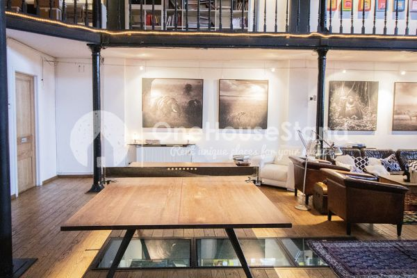 Picture of an event venue rental in Laeken(Brusselss), Brussels, Inside Eric's gallery 13754