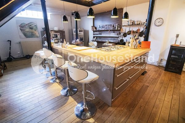 Picture of an event venue rental in Laeken(Brusselss), Brussels, Inside Eric's gallery 13771