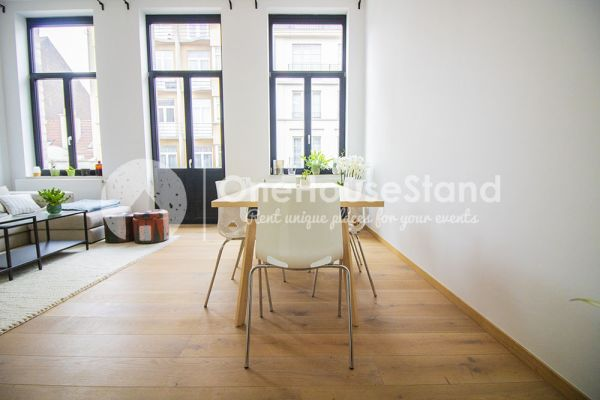 Picture of an event venue rental in Elsene, Brussels, Inside Marie's studio 13850
