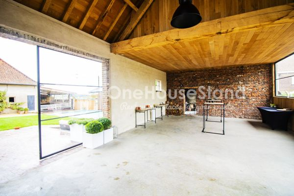 Picture of an event venue rental in Berchem(O.-Vl.), East Flanders, Inside Alexander's farm 13884