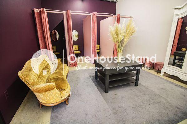 Photo d'une salle à louer à Herselt, Anvers, Dans le magasin de Diana 16968