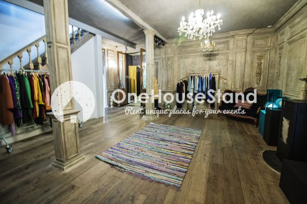 Picture of an event venue rental in Herselt, Antwerp, Inside Diana's shop 16978