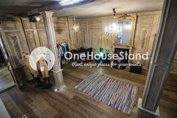 Picture of an event venue rental in Herselt, Antwerp, Inside Diana's shop 16979