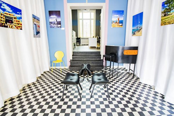 Picture of an event venue rental in Saint-Gilles, Brussels, Inside Olivier's gallery 14075