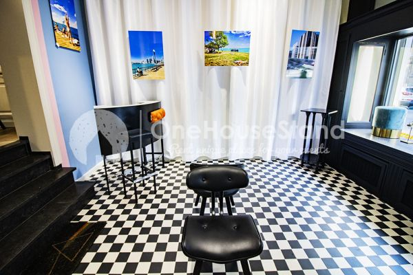 Picture of an event venue rental in Saint-Gilles, Brussels, Inside Olivier's gallery 14093