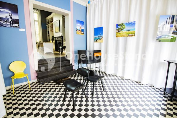 Picture of an event venue rental in Saint-Gilles, Brussels, Inside Olivier's gallery 14097