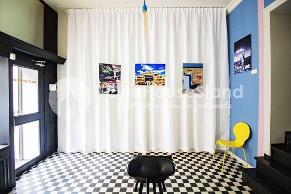 Picture of an event venue rental in Saint-Gilles, Brussels, Inside Olivier's gallery 14098