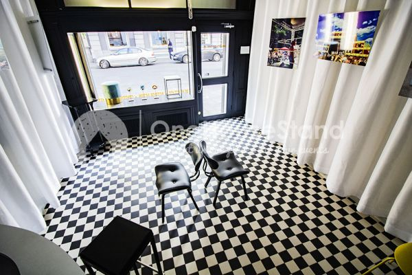 Picture of an event venue rental in Saint-Gilles, Brussels, Inside Olivier's gallery 14100
