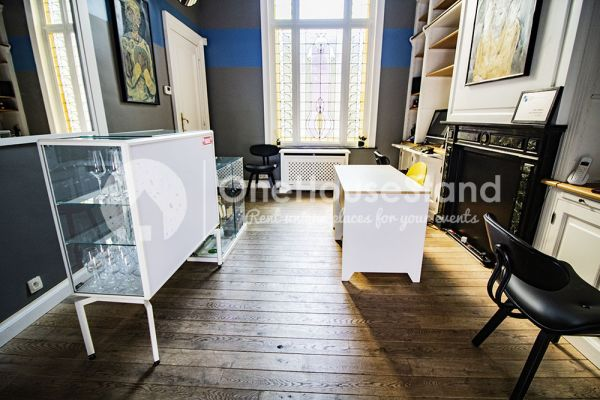 Picture of an event venue rental in Saint-Gilles, Brussels, Inside Olivier's gallery 14101