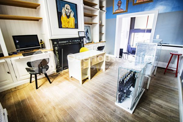 Picture of an event venue rental in Saint-Gilles, Brussels, Inside Olivier's gallery 14104