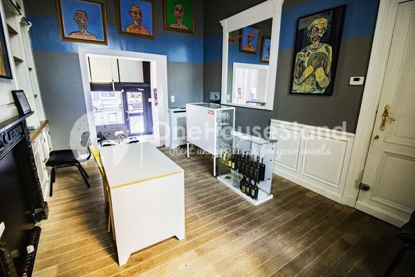 Picture of an event venue rental in Saint-Gilles, Brussels, Inside Olivier's gallery 14105