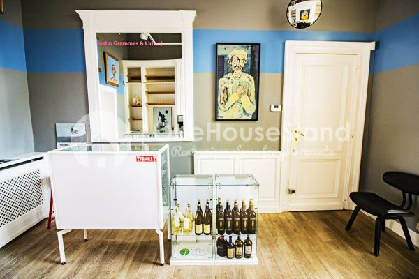 Picture of an event venue rental in Saint-Gilles, Brussels, Inside Olivier's gallery 14106