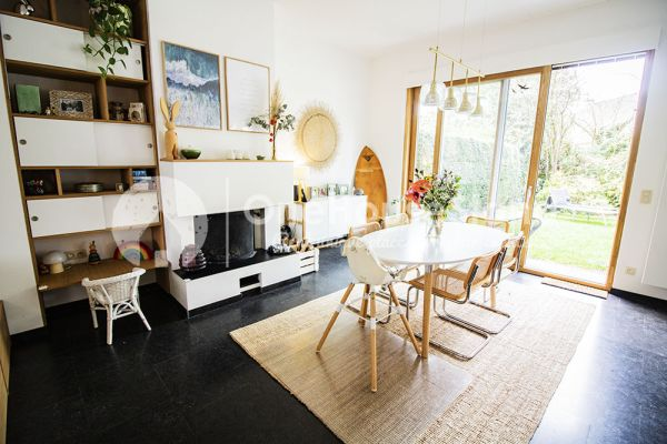 Photo d'une salle à louer à Elsene, Bruxelles, Dans la maison d'Audrey & Jean-Charles 14121