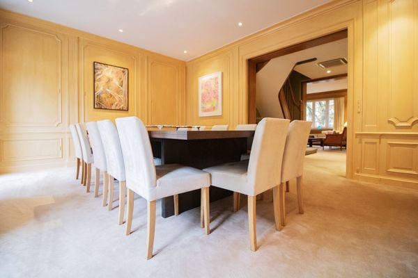 Photo d'une salle à louer à Elsene, Bruxelles, Dans l'espace lounge de John-Alexander 14500