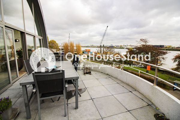 Picture of an event venue rental in Antwerp, Antwerp, Inside Jeannette's penthouse 15043