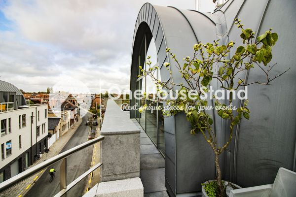 Picture of an event venue rental in Antwerp, Antwerp, Inside Jeannette's penthouse 15051