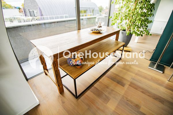 Picture of an event venue rental in Antwerp, Antwerp, Inside Jeannette's penthouse 15055