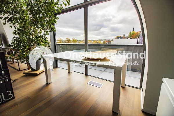 Picture of an event venue rental in Antwerp, Antwerp, Inside Jeannette's penthouse 15060