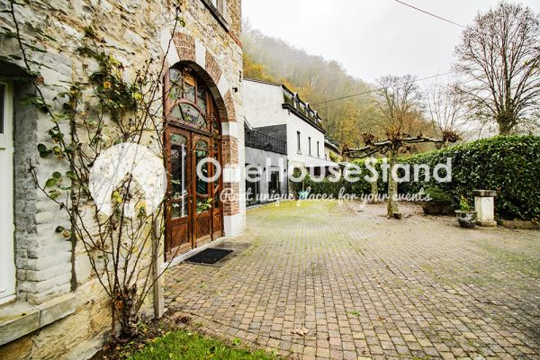 Picture of an event venue rental in Barvaux-sur-Ourthe, Luxemburg, Inside Louis' villa (I) 14897