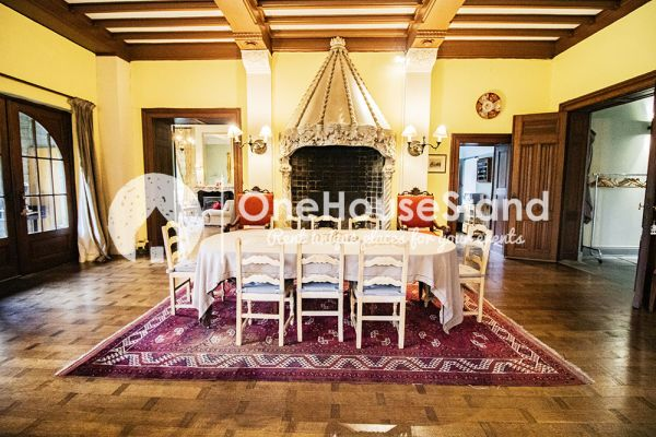 Picture of an event venue rental in Comblain-Fairon, Liege, Inside Sabine & Jean-François' castle 14852