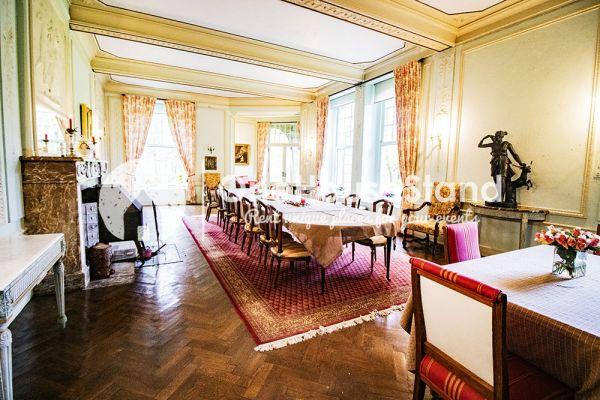 Picture of an event venue rental in Comblain-Fairon, Liege, Inside Sabine & Jean-François' castle 14858