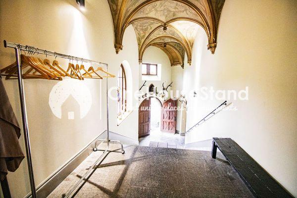 Picture of an event venue rental in Comblain-Fairon, Liege, Inside Sabine & Jean-François' castle 14860