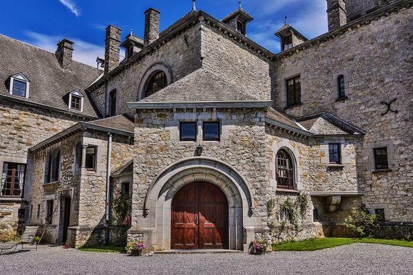 Picture of an event venue rental in Comblain-Fairon, Liege, Inside Sabine & Jean-François' castle 15254