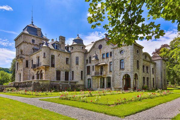 Picture of an event venue rental in Comblain-Fairon, Liege, Inside Sabine & Jean-François' castle 15255
