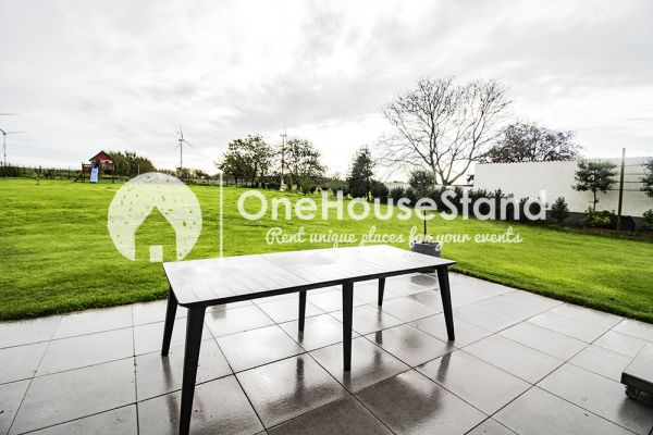 Picture of an event venue rental in Blandain, Hainaut, Inside Julie's house 15017