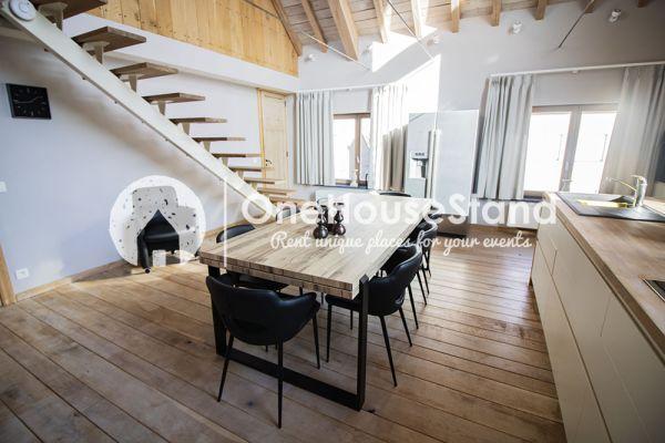 Photo d'une salle à louer à Beveren-aan-den-Ijzer, Flandre Occidentale, Dans la maison d'Ysabel & Stefaan 15110
