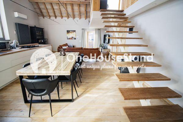 Photo d'une salle à louer à Beveren-aan-den-Ijzer, Flandre Occidentale, Dans la maison d'Ysabel & Stefaan 15114