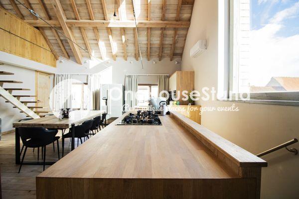 Photo d'une salle à louer à Beveren-aan-den-Ijzer, Flandre Occidentale, Dans la maison d'Ysabel & Stefaan 15115