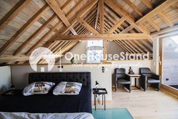 Photo d'une salle à louer à Beveren-aan-den-Ijzer, Flandre Occidentale, Dans la maison d'Ysabel & Stefaan 15127