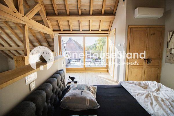 Photo d'une salle à louer à Beveren-aan-den-Ijzer, Flandre Occidentale, Dans la maison d'Ysabel & Stefaan 15129