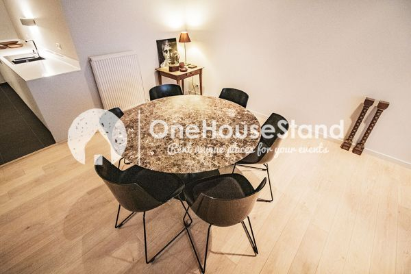 Picture of an event venue rental in Antwerp, Antwerp, Inside Els' apartment 15354