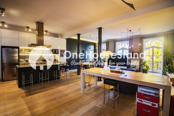 Picture of an event venue rental in Elsene, Brussels, Inside Thierry's apartment 15583