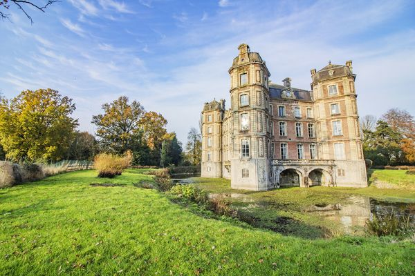 Picture of an event venue rental in Bossuit, West Flanders, Inside Patrick's castle 15614