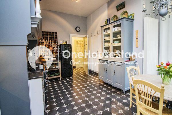 Photo d'une salle à louer à Bruges, Flandre Occidentale, Dans la maison d'Olivia 16000